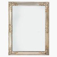 Mirror NORDBORG 70×90 silver