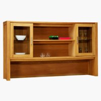Top SILKEBORG for 4 doors sideboard oak
