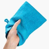 Washing glove UPPSALA turquoise