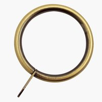 Curtain rings PRESTINE 28 mm antique