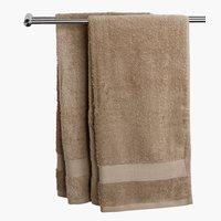 Ręcznik KARLSTAD 100x150cm beż KRONBORG