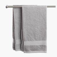 Полотенце KARLSTAD 100x150 см св.серый