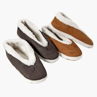 Pantoffels ARON moccasin mt 36-45 ass.