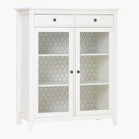 Cabinet AULUM 2 doors white