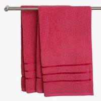 Кърпа YSBY 65x130 см розова