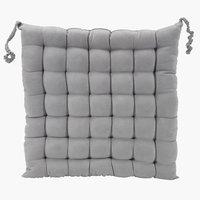 Jastuk za st. ANTEN 43x43x5 svj.siva