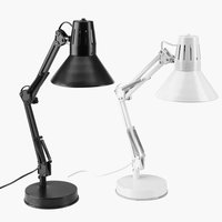 Bordslampa ERNST Ø15xH55cm osort.
