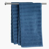 Bath towel TORSBY blue