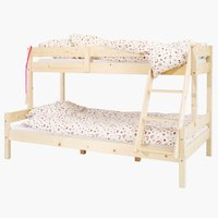 VESTERVIG complete bunk bed + BASIC F40