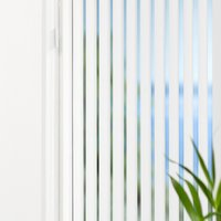 Vertical Blind ROGEN 250x250cm white