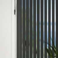 Vertical blind FERAGEN 150x250cm grey