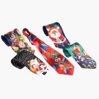 Božična kravata BRYG D140 cm z glasbo