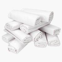 Drap 240x300cm blanc