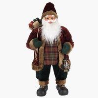 Santa Claus HRYM H80cm w/giftbag