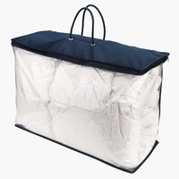 Bag for duvets and pillows