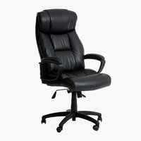 Office chair TJELE black