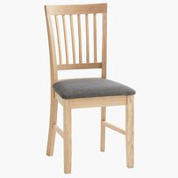 Dining chair SEJS grey/oak