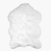 Faux Lambskin TAKS 60x90 off-white
