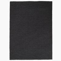 Matta STRANDARVE 160x230 ull svart