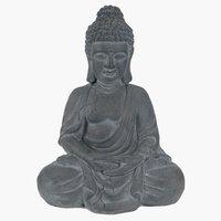 Kerti szobor MYRE SZ24×H31×MA42cm szürke