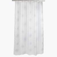 Shower curtain SVARTVIK 150x200 white