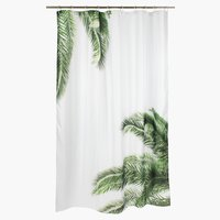 Shower curtain PAJALA 150x200 white