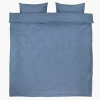 Bedding set KATJA KNG blue