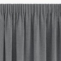 Gardin lystett ALDRA 1x140x245 grå
