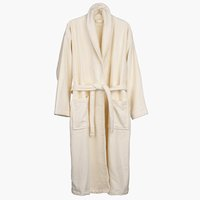 Bathrobe TIBRO S/M natural