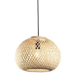 JYSK Hanglamp SIGVARD Ø35xH25cm bamboe