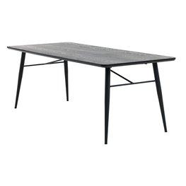 JYSK Eettafel RADBY 90x200 zwart