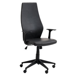 JYSK Bureaustoel LYSEKIL zwart